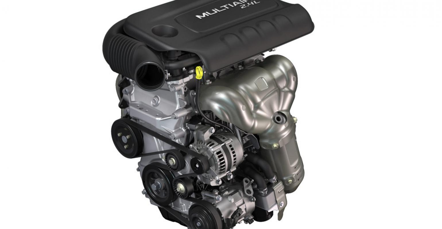hight resolution of chrysler s new multiair ii engine put to test