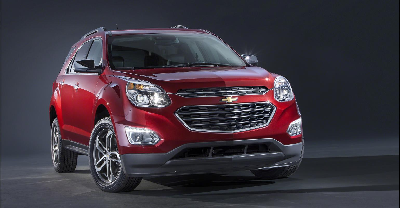 small resolution of rsquo16 chevy equinox receives styling technology updates