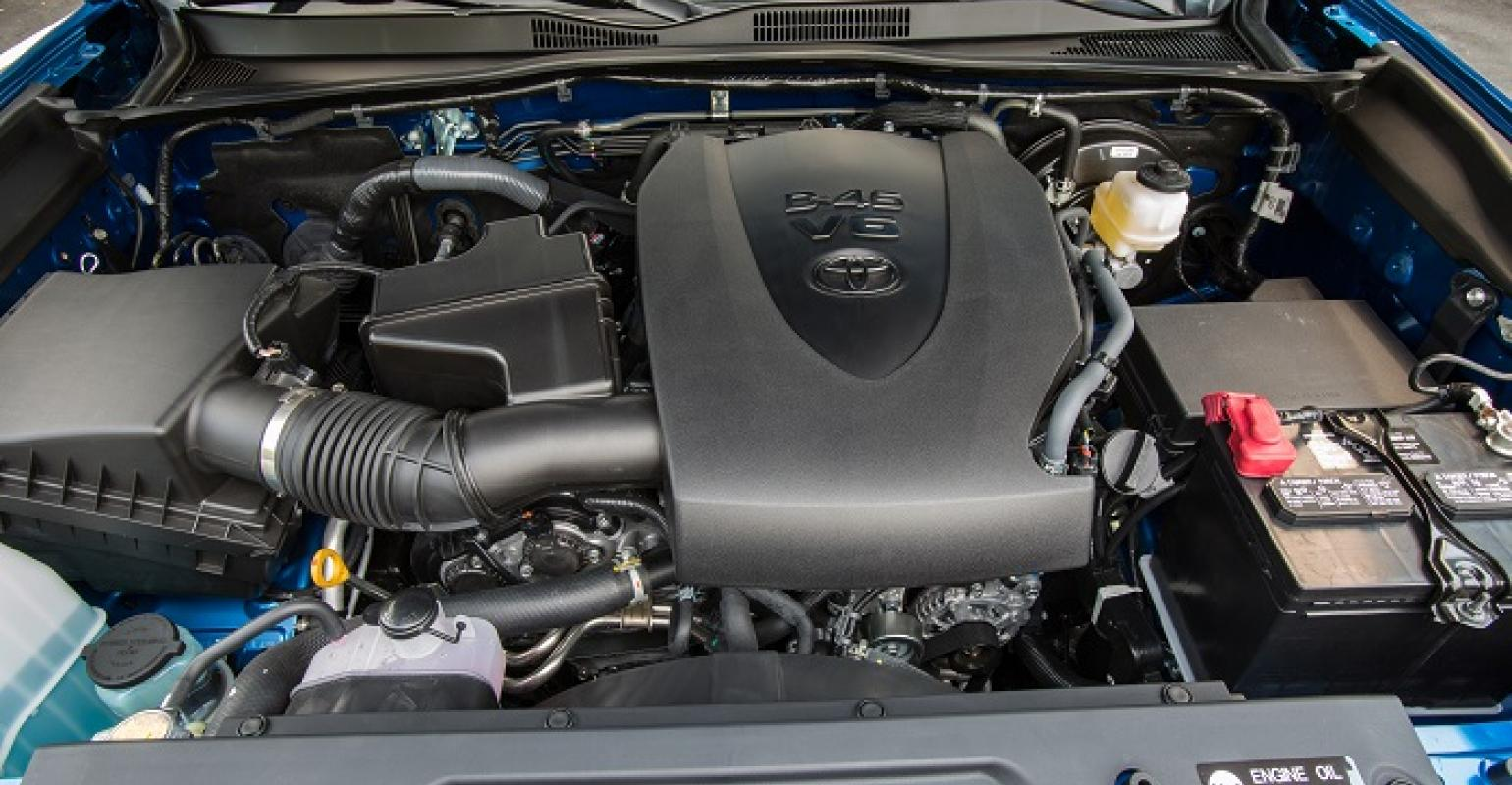 hight resolution of toyota advances d4s with self cleaning feature on tacoma