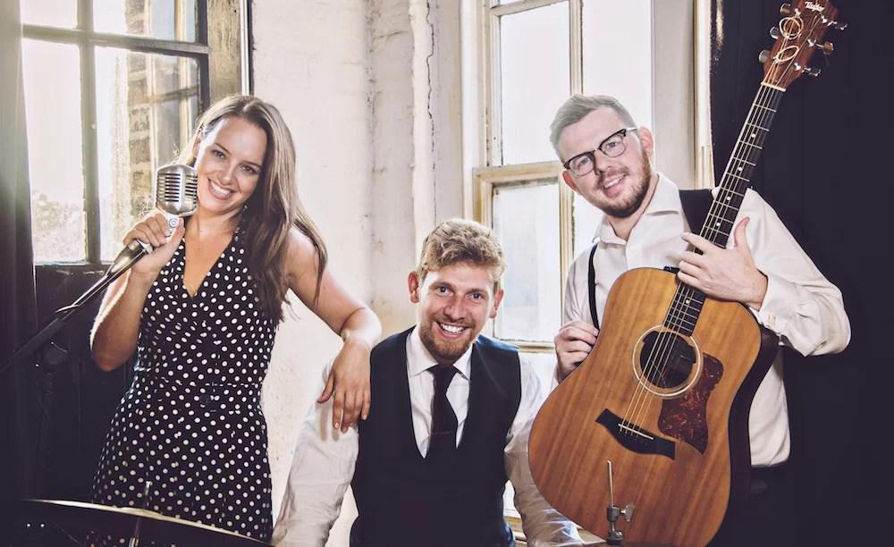 Photo of Ward Smith Acoustic Trio London