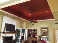 Painted Tray Ceiling | Ware Painting