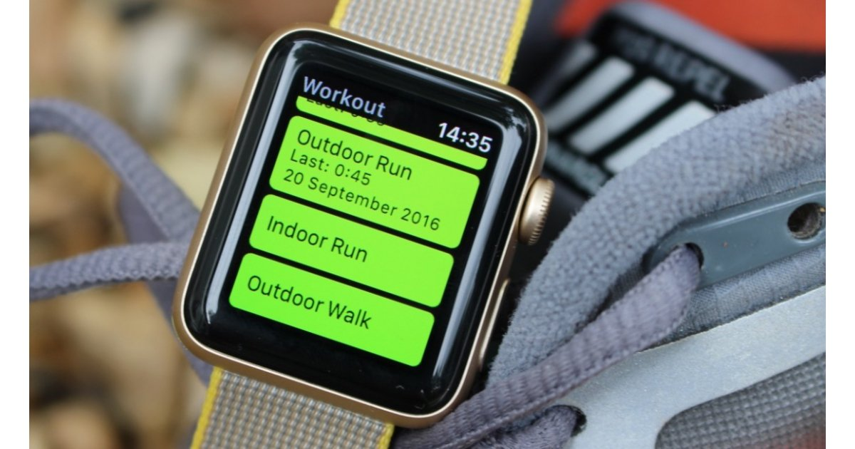 Apple Watch Series 2 Why Gps Tracking For Runners Is So
