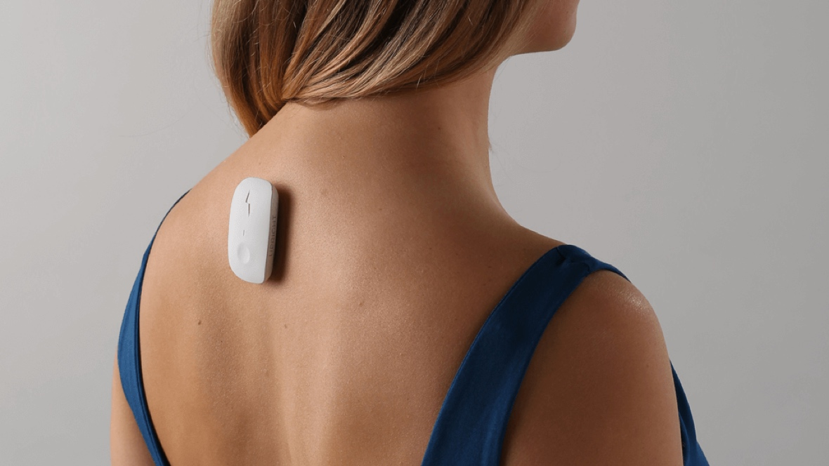 posture monitoring chair massage therapist sit up straight smart trainers to save your back