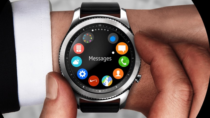 Image result for samsung gear s3 tizen