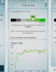 The big vo max test also fitbit garmin and jabra go head to rh wareable