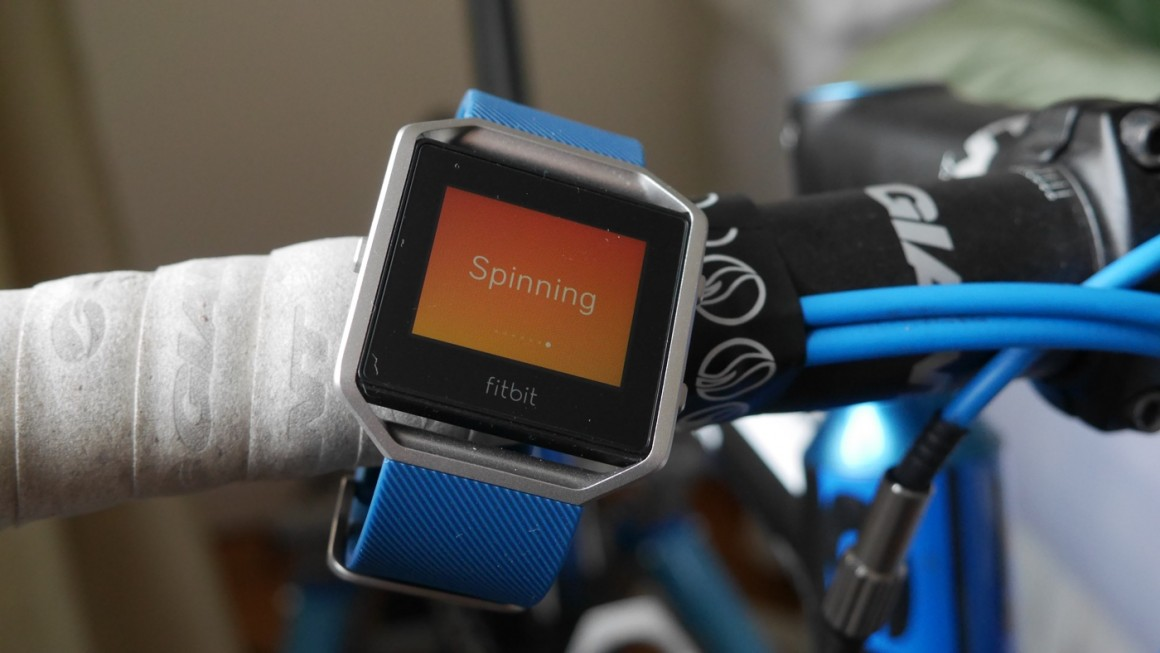 Big Test: Best fitness trackers for spinning and indoor ...