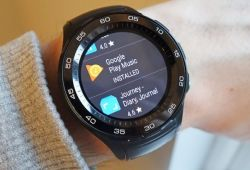 Android Smartwatch Music