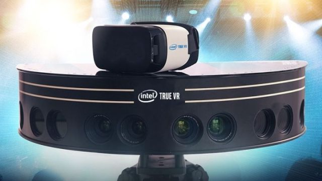 Intel is using VR to bring the Winter Olympic Games to viewer's headsets