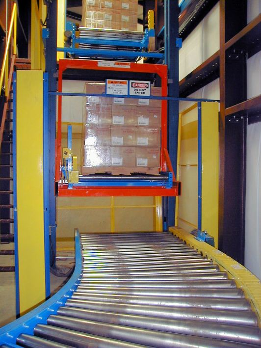 Automatic Conveyor Lift