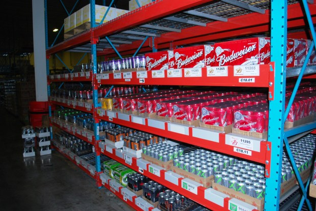 Carton Flow - Beverage Products