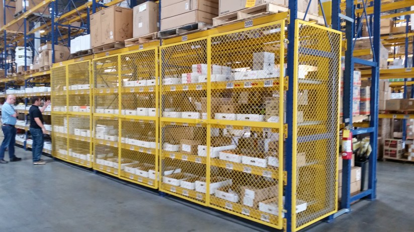 In-Rack Security Cage