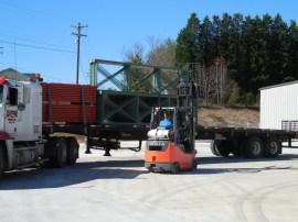 Large Lot For Loading & Unloading