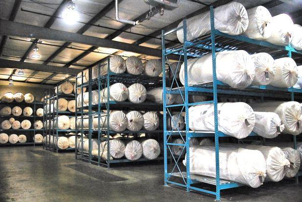Oversize Roll Storage