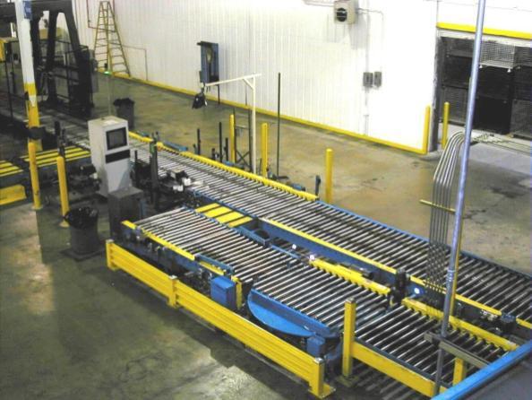 Pallet Conveyor Transfer