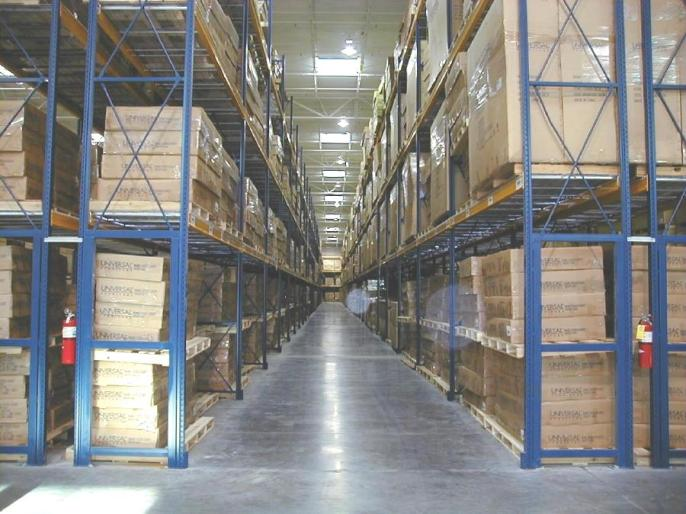 Selective Case Good Storage