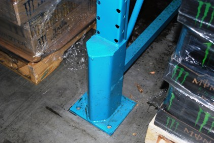 Wrap Around Welded Column Guard