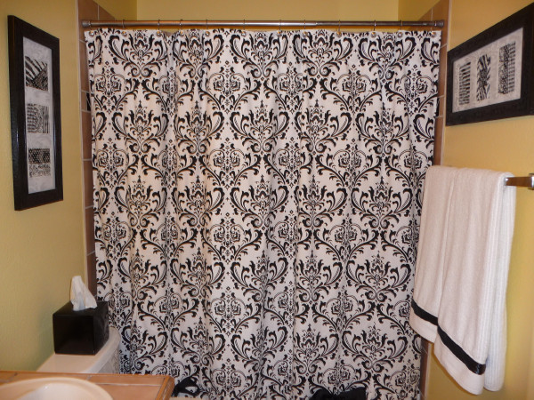 Bathroom Makeover On The Cheap Best Fabric Store Blog