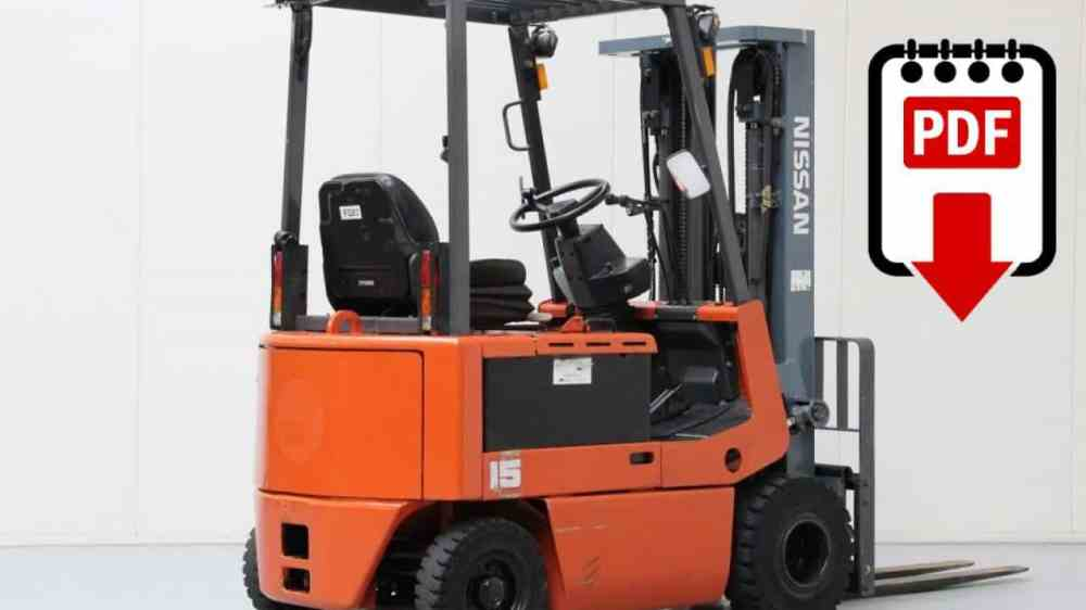medium resolution of nissan p01 and p02 forklift service manual download pdf