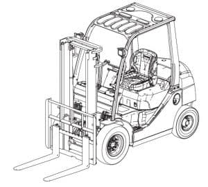 Yale Forklift Wiring Diagram. Parts. Wiring Diagram Images