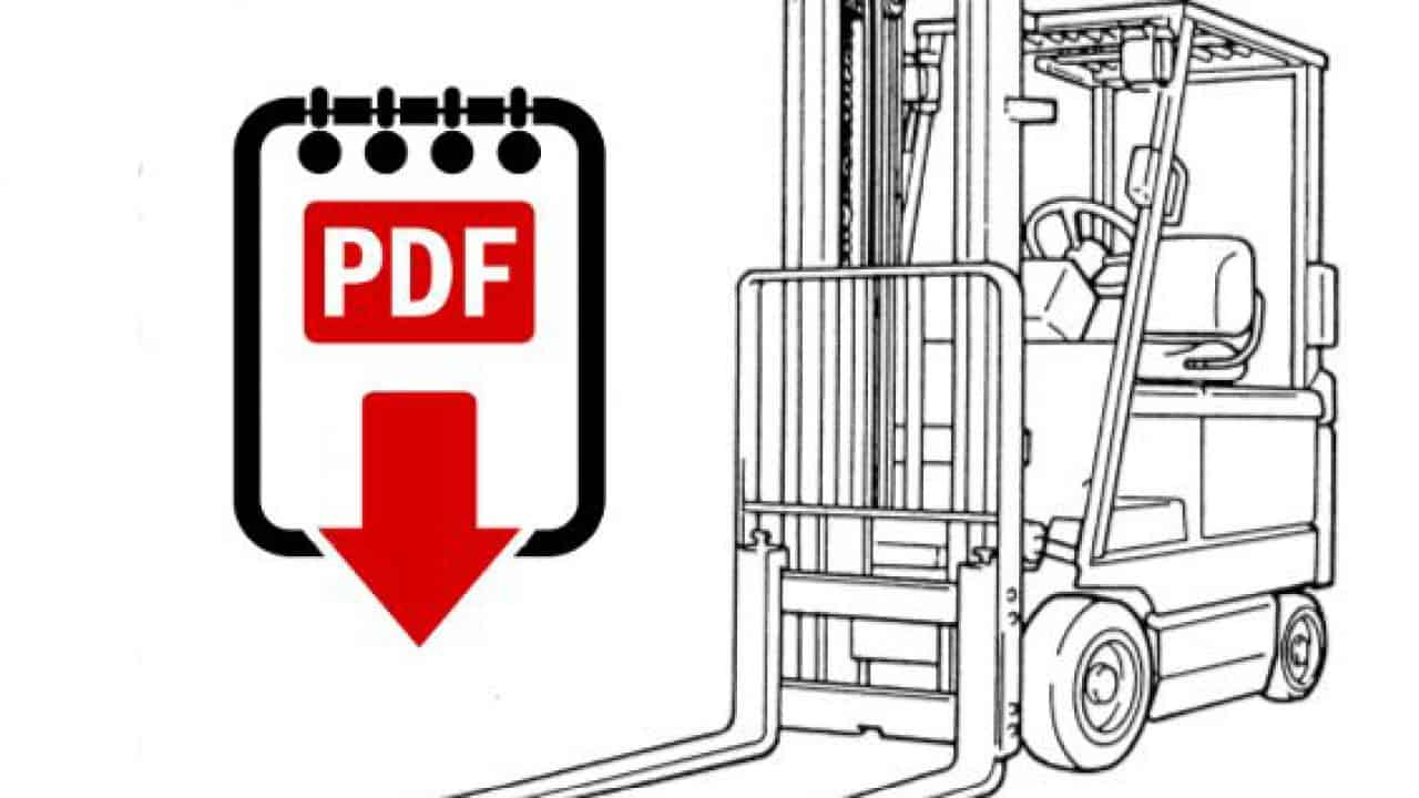 hight resolution of toyota 42 6fgcu20 forklift parts manual download pdf forklift manualtoyota 42 6fgcu20 forklift parts manual