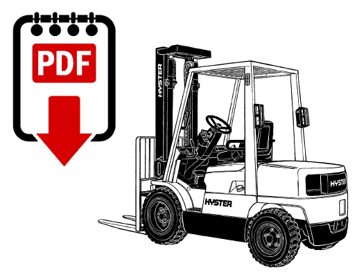 hyster s50xm forklift wiring diagram sony xplod 52wx4 stereo manuals library download the pdf manual that you need