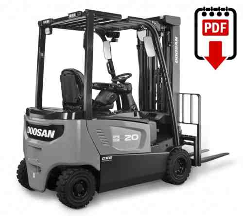 small resolution of daewoo doosan forklift manual download pdf instantly