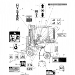 Hyster Forklift Wiring Diagram 2003 Honda Accord Parts Manuals Download The Pdf Manual Instantly