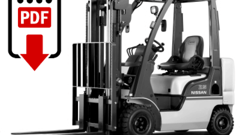 medium resolution of nissan forklift wiring diagram