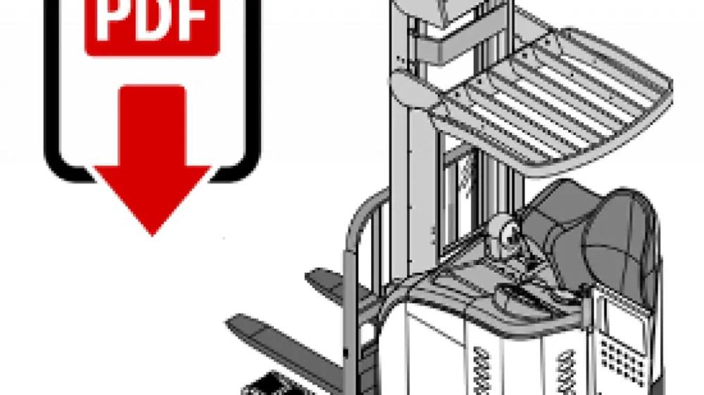 medium resolution of crown forklift wiring diagram