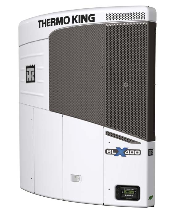 Thermo King SLX-400 saves operators 30 percent on fuel costs