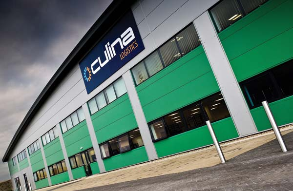 Culina Logistics continues to set new supply chain standards  Warehouse  Logistics News