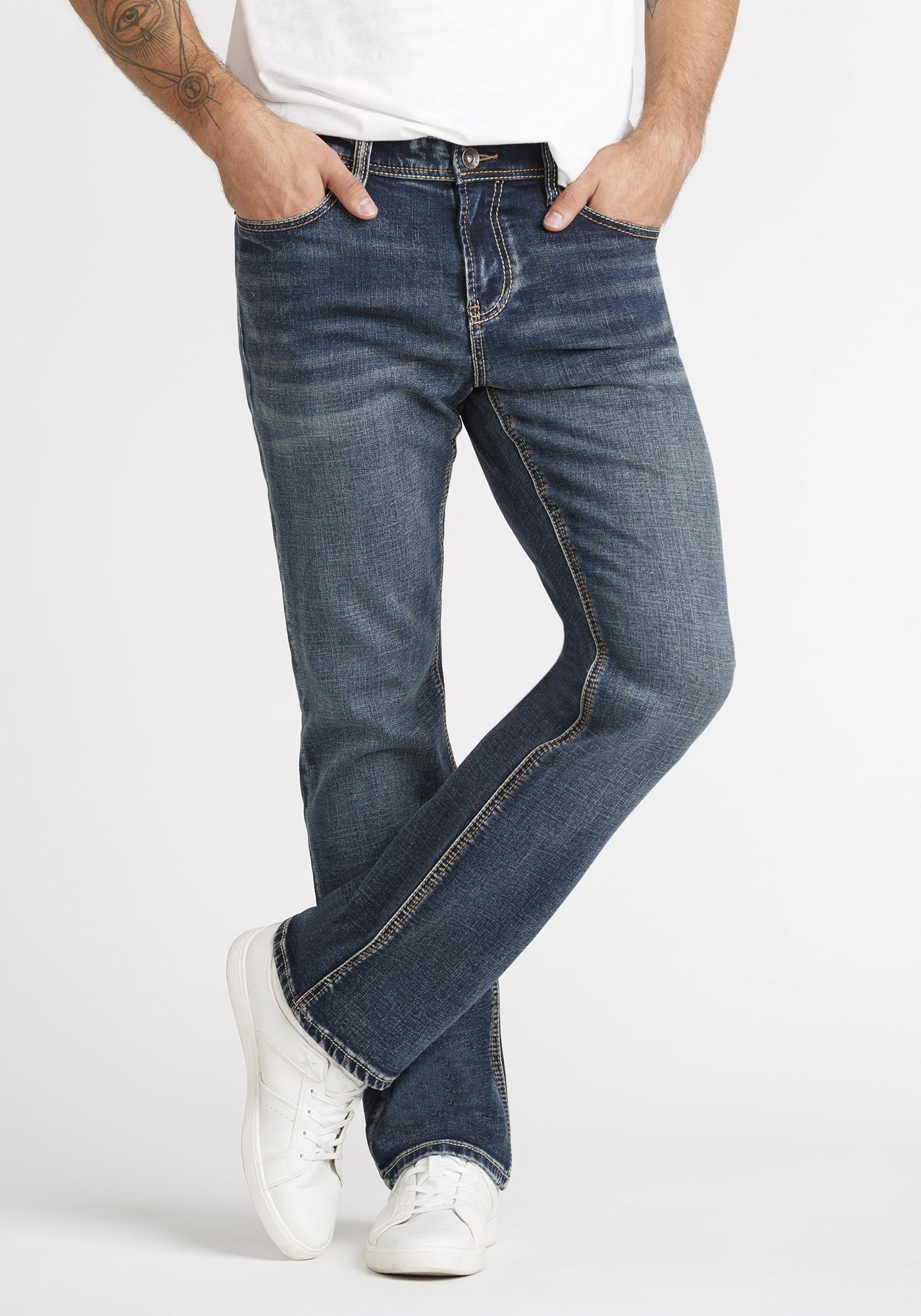 Men S Classic Boot Jeans Warehouse One