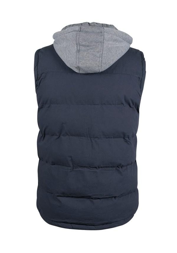 Men' Hooded Puffer Vest Warehouse
