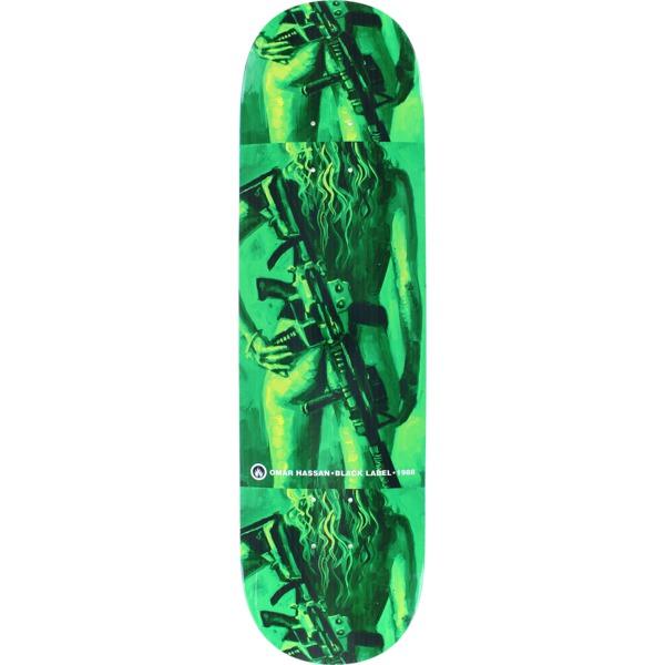 black label skateboards omar