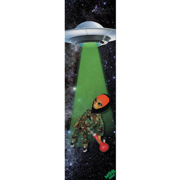 Mob Grip Lil Mayo Abduction Griptape  9 x 33  Warehouse Skateboards