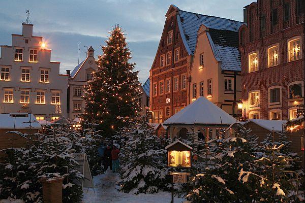 Warendorf  Warendorfer Weihnachtswldchen