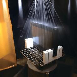 防水検証時