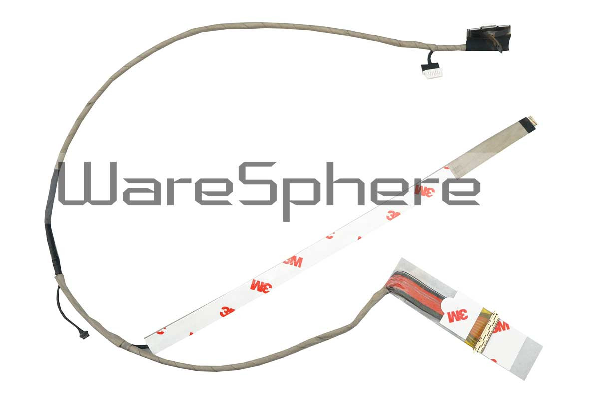 LCD LVDS Cable For Dell Latitude E6520 FHD 08PT7 DC02C002W00