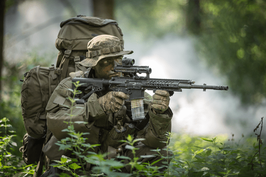 Is This the German Army's New Assault Rifle?