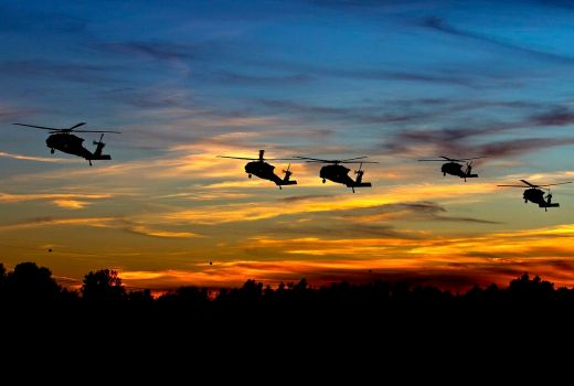 US Army UH-60 Black Hawk Helicopters, 2-10 Assault Helicopter Bat, 10th Combat Aviation Brig, by Spc Thomas Scaggs (US Army)