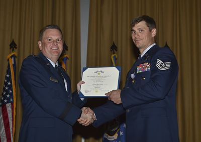 Airman Receives Silver Star for Role in Liberating Afghan City