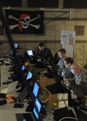 Cyber Command Increases Readiness to Hold Targets at Risk