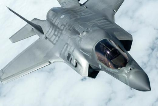 RAF F-35B Lightning, 29 June 2016 (Crown Copyright, 2016) [880x440]