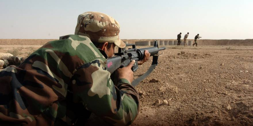 Iraqi Army, 3rd Iraqi Army Division, commando company established for direct-action missions in Tal Afar and surrounding (DVIDS, 2008)[880]