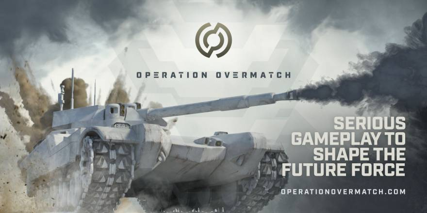 US Army Operation Overmatch Gaming Project 2017