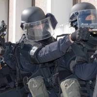 GIGN Shoot Dead Islamic State Terrorist in French Supermarket