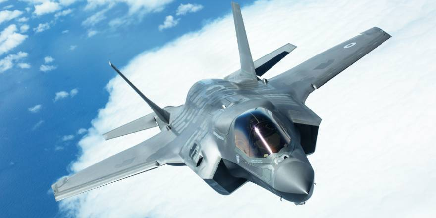 RAF F-35Bs Will Deploy to RAF Akrotiri, Cyprus