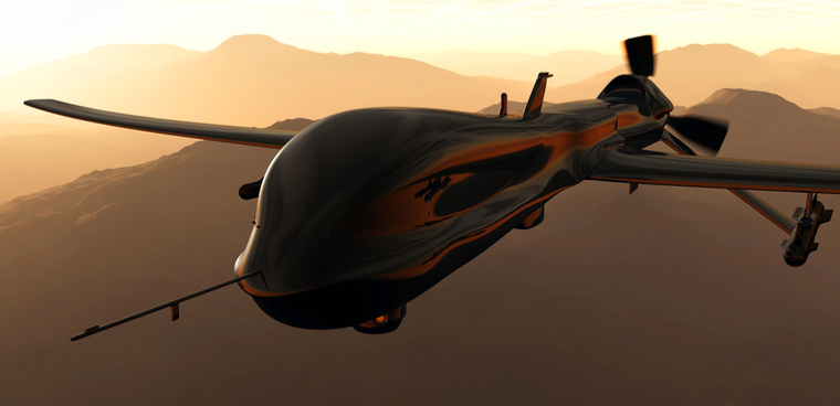 Drone - Unmanned Aerial Vehicle (UAV)