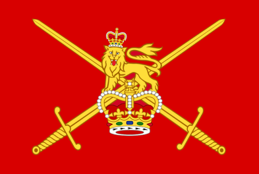 British Army Flag (Non-Ceremonial)