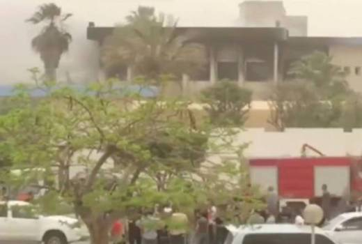 Libya Suicide Bombing in Tripoli, May 2, 2018